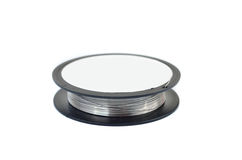 Kanthal Coil for vaping Stock Images