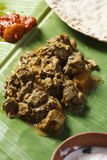 Kanthal curry - An Indian special dish made with Jackfruit. Kanthal curry/kathal curry is a delicious  curry made with Jackfruit, ginger-garlic paste Royalty Free Stock Photos