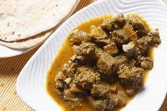 Kanthal curry or Jackfruit curry from India Stock Photography