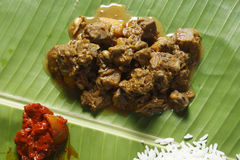 Kanthal curry or Jackfruit curry from India Stock Images