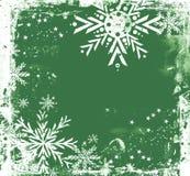 kantjulen green grungy royaltyfri illustrationer