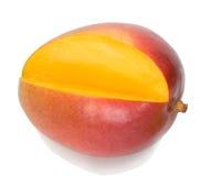 kantjusterad mango Arkivfoto
