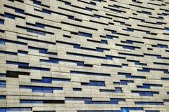 KANTON, PORCELANOWY †OKOŁO STYCZEŃ 2017 ': Nowa Guangzhou biblioteka Zdjęcie Stock