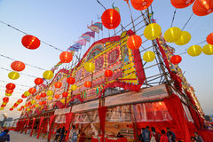 Kantonese opera Stock Foto's
