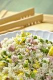 Kantonese rijst royalty-vrije stock foto