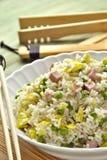 Kantonese rijst stock foto