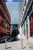 Kantoorcomplex in Montreal Royalty-vrije Stock Foto's