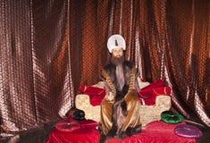Kanuni Sultan Suleyman fotografia stock libera da diritti