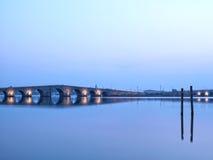 Kanuni Sultan Suleyman Bridge en Estambul Imágenes de archivo libres de regalías