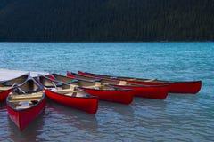 Kanus Stockbild