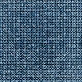 Kanwa Błękitni rhinestones Tło Obraz Stock