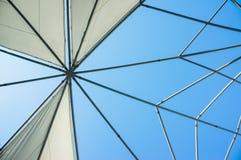 Kanwa dach Obrazy Stock
