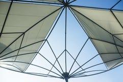 Kanwa dach Zdjęcie Stock
