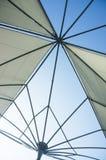 Kanwa dach Zdjęcia Stock