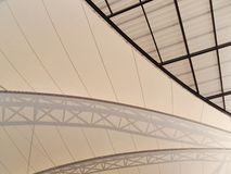 Kanwa dach Obrazy Royalty Free