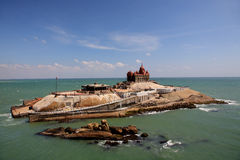 Kanyakumari, the most southern point of India Stock Image