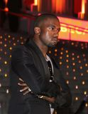 Kanye West royalty-vrije stock fotografie
