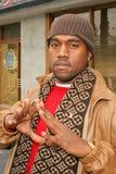 Kanye West stock afbeeldingen