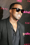 Kanye West royalty-vrije stock foto