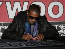 Kanye West Fotografie Stock