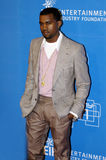 Kanye West on the red carpet. Kanye West appearing on the red carpet Stock Image