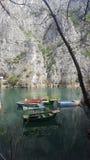 Kanyon Matka Fotografia Stock