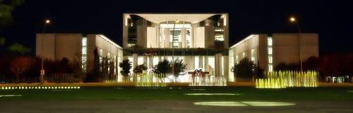 Kanzleramt Building Berlin, Germany. Taken in 2015 Stock Photos