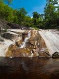 Kao Chon waterfall Royalty Free Stock Photography