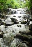 Kao Chon waterfall, Ratchaburi, Thailand Stock Image