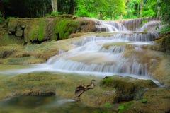 Kao Fu cascade,Ngao,LamPang province,Thailand Royalty Free Stock Photos
