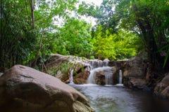Kao Jone Waterfall Royalty Free Stock Images