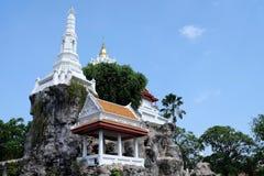Kao Mo ogród przed Wata Prayoon świątynią Zdjęcie Royalty Free