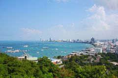Kao Sam Muk Viewpoint Royalty Free Stock Image