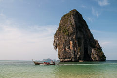Kao Tapu Krabi Royalty Free Stock Photo