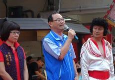 Kaohsiung City Counsel Member Huang Bo-Ling Royalty Free Stock Image