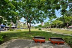 Kaohsiung City Park Royalty Free Stock Photo