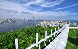 Kaohsiung Cityscape Stock Photography