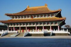 Kaohsiung Confucius świątynia Zdjęcie Royalty Free
