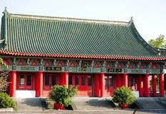 Kaohsiung Confucius świątynia Fotografia Stock