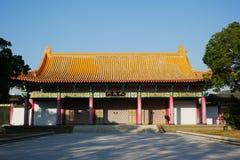 Kaohsiung Confucius świątynia Obrazy Royalty Free