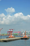 Kaohsiung Harbor Stock Photo