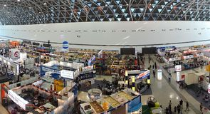 The Kaohsiung Industrial Automation Exhibition Stock Image