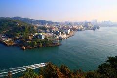 Kaohsiung-Kanal Lizenzfreies Stockfoto