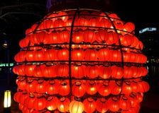 2016 Kaohsiung Latarniowy festiwal Zdjęcie Royalty Free