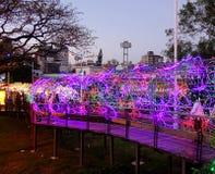 2016 Kaohsiung Latarniowy festiwal Fotografia Stock