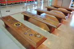 Kaohsiung lotnisko Zdjęcie Stock
