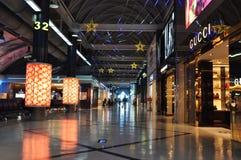 Kaohsiung lotnisko Obrazy Royalty Free