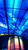 Kaohsiung MRT Station _eatures - The Dome of Light royalty free stock photography