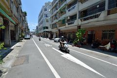 Kaohsiung Street View Stock Image