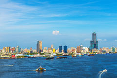 KAOHSIUNG -TAIWAN Royalty Free Stock Photos